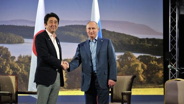 Abe-Putin