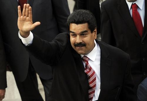 اولین سفر مادورو به هائیتی