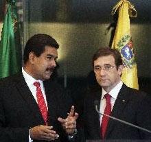 چند توافقنامه همکاری حاصل نشست یک ماهه پرتغال ونزوئلا
