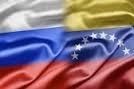 venezuela-russia flags