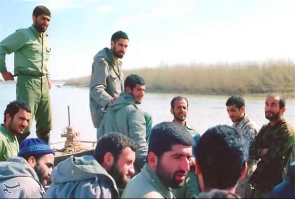 ماجرای مجروحیت چشم سردار فضلی؛ موشکی که چند یار دیرین را از هم جدا کرد