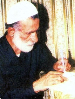 حبیب الله معلمی