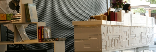 آشنایی با پانلهای دیواری 3 بعدی در دکوراسیون