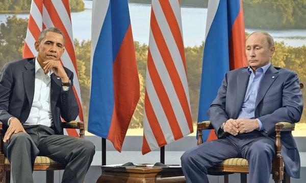روسیه -آمریکا