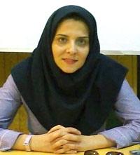 نگین حسینی، نویسنده و تدونیگر کتاب زندگینامه کمالی پور