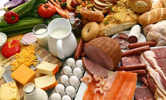 تاخیر در احساس گرسنگی با تعادل در مصرف پروتئین