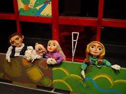 عروسکهای خیمه شببازی ایران در اسپانیا ماندگار شدند
