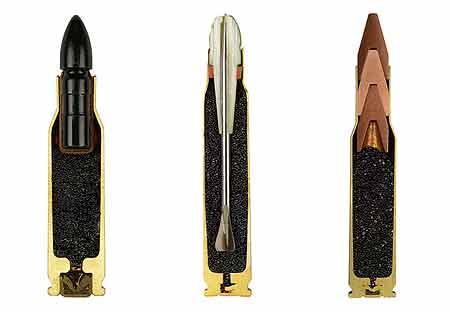 نیمرخ گلولهها چگونهاست؟