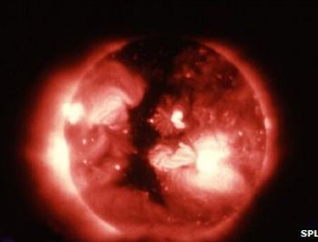 سونامی خورشیدی
