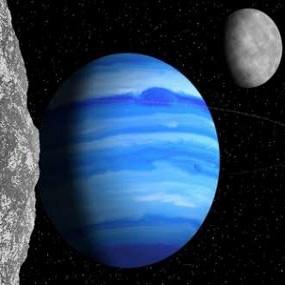کشف چهاردهمین قمر سیاره نپتون