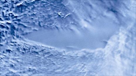 بزرگترین دریاچه زیریخی در سردترین نقطه زمین