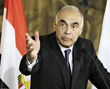 وزیرکشور مصر