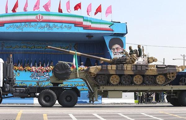 تانک بر صیاد