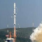 چین سه ماهواره علمی به فضا فرستاد