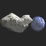 امروز سیارکی به اندازه زمین فوتبال از کنار زمین عبور کرد