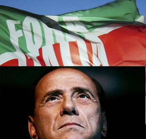برلوسکنی فورزا ایتالیا را احیا میکند