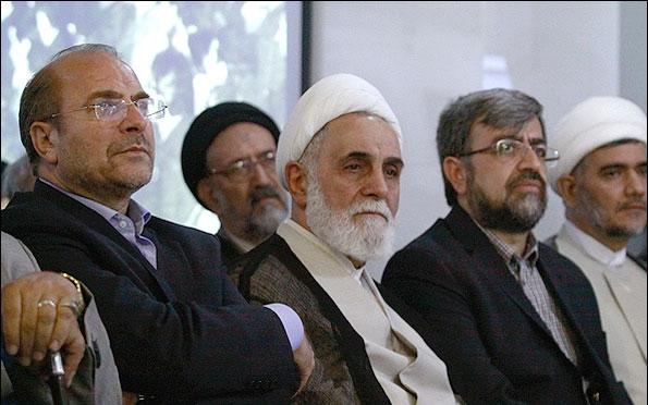 استشهاد محلی سرپرستی خانواده همشهری آنلاین: تصویر / قالیباف و ناطق نوری در افتتاح موزه سرای شهید بهشتی