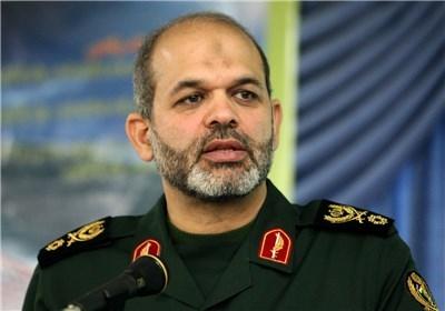 وزیر دفاع به دیدار حسن روحانی رفت
