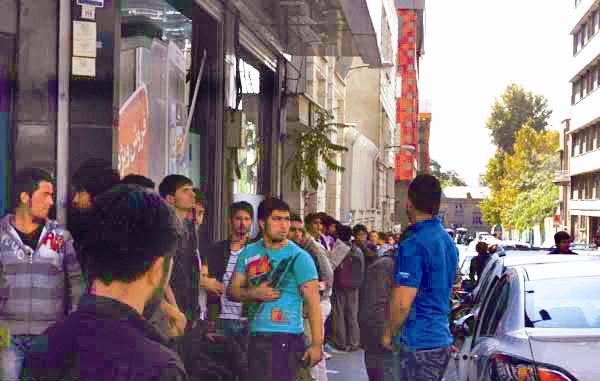 سعدیگردی؛ ارزانترین تفریح جوانان زنجانی