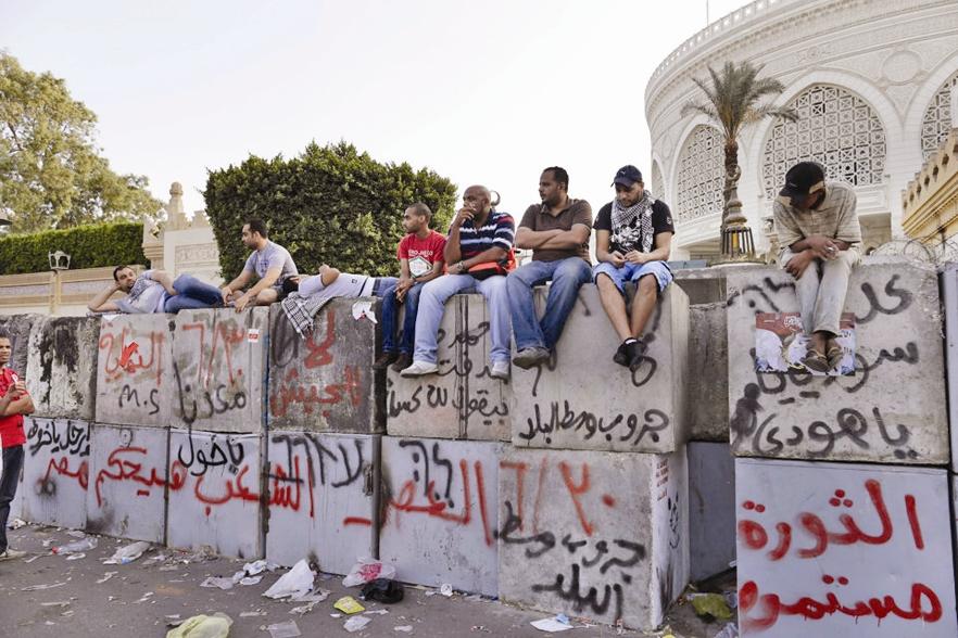 اعتراضات مصر
