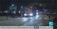 بدرفتاری پلیس با زوج مسلمان،آغاز درگیری ها در پاریس