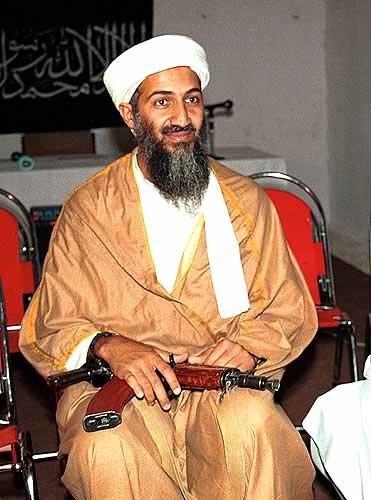کلاشنیکف بن لادن در موزه سری سیا