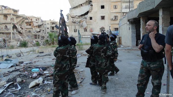 قتل یک فرمانده ارتش آزاد سوریه به دست نیروهای القاعده