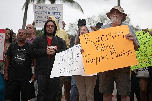 موج اعتراضات به حکم دادگاه قاتل نوجوان سیاهپوست در آمریکا