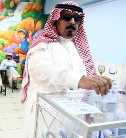 اعلام نتایج انتخابات پارلمانی کویت
