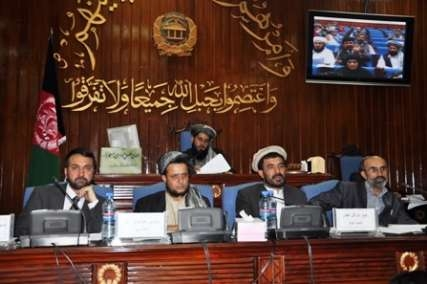 انتقاد تند مجلس سنای افغانستان از سیاست های دوگانه امریکا