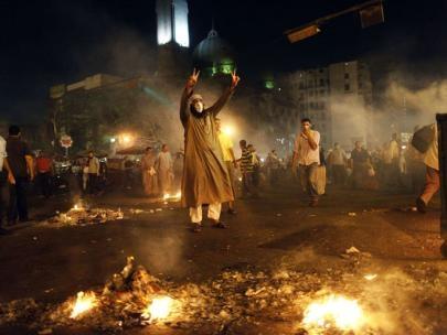 7 کشته و 261 مجروح درگیری های شب گذشته قاهره