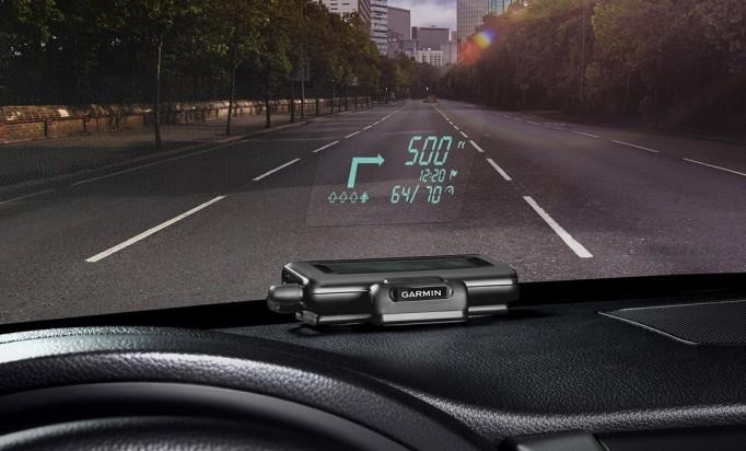 اتفاق تازه؛ نمایش اطلاعات GPS بر روی شیشه خودرو
