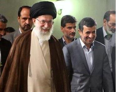 21 سؤال و جواب احمدینژاد در دیدار رهبری و مسئولان