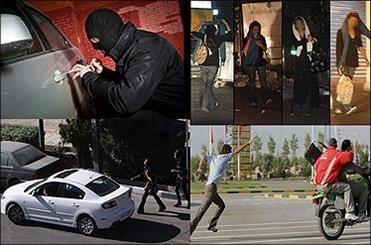 10 جرم شبانه پایتخت؛ بی توجهی به نکات امنیتی مهمترین عامل وقوع جرایم