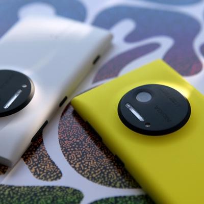 عکس و ویدئو: گوشی ویندوز موبایل 41 میگاپیکسلی نوکیا
