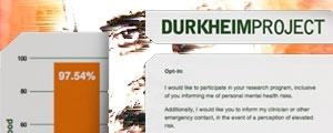 خودکشی و طرح دورکیم در شبکههای اجتماعی