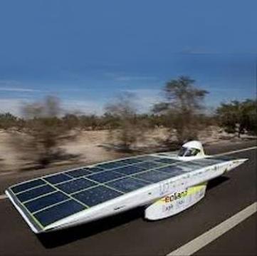 ساخت اتومبیل جدید خورشیدی چهار نفره