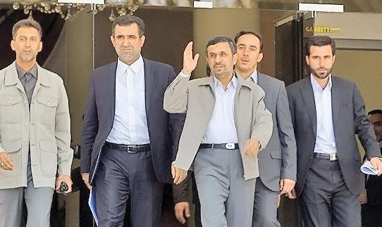 احمدینژاد: به نارمک برمیگردم