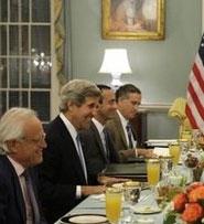 ارزیابی آمریکاییها از دور نخست مذاکرات خاورمیانه