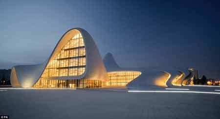 تصاویر / تماشای برترین معماریهای جهان در سال 2013