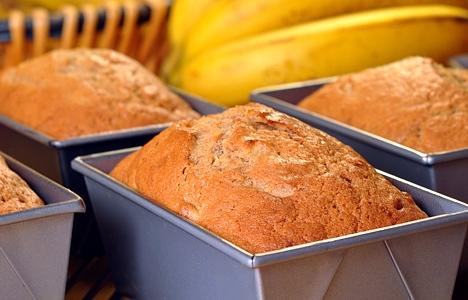آشنایی با روش تهیه نان موز دارچینی (برای وعده سحر)