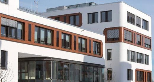 ساخت بادوامترین دفتر کار جهان