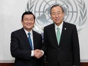 vietnam president-ban ki moon