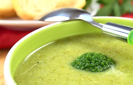 آشنایی با روش تهیه سوپ بروکلی به سبک ایرلندی