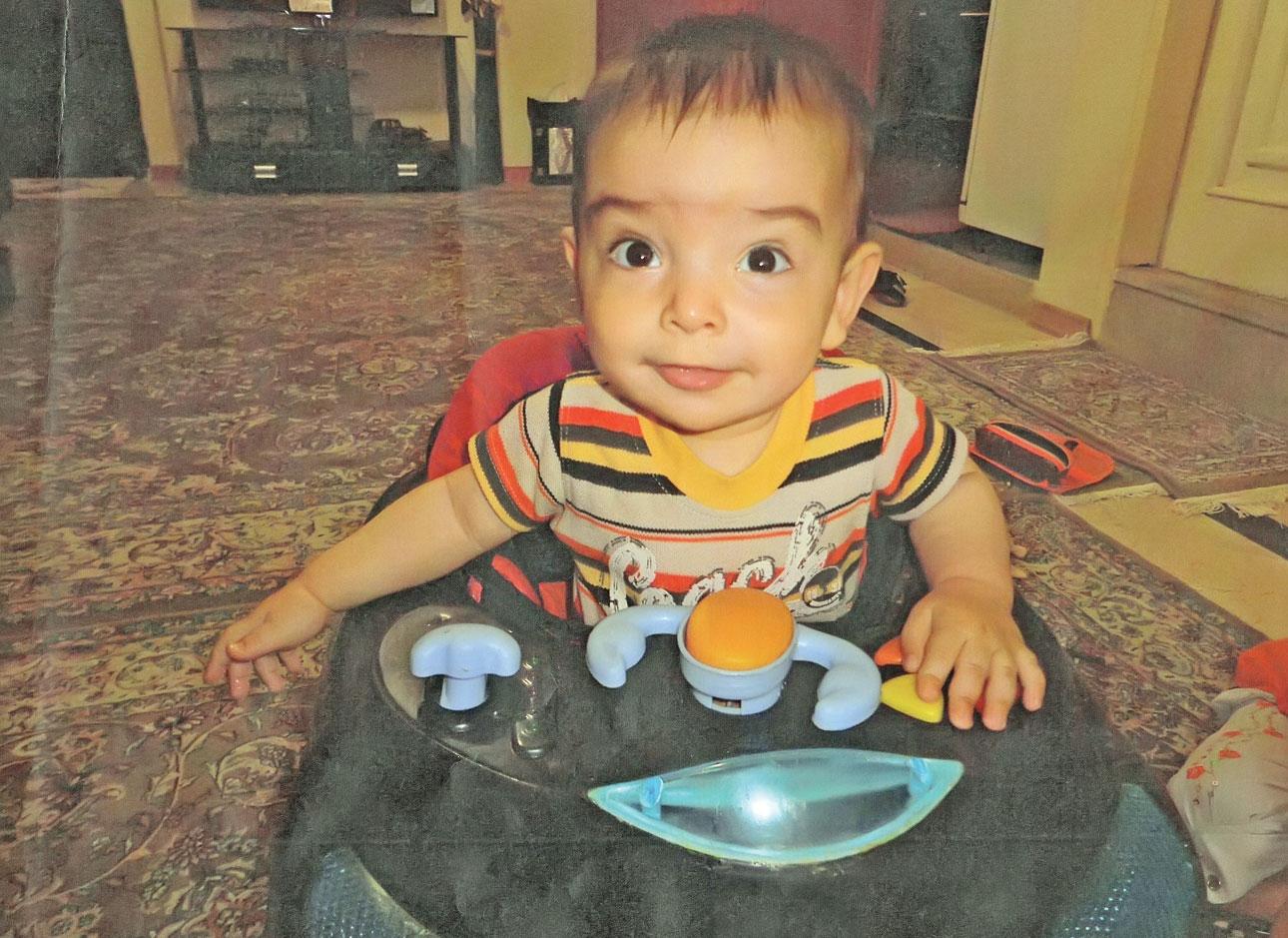 کودک ربوده شده