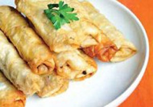 آشنایی با روش تهیه بورقی ( غذای سنتی ترکیه)