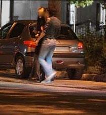 زنان خیابانی