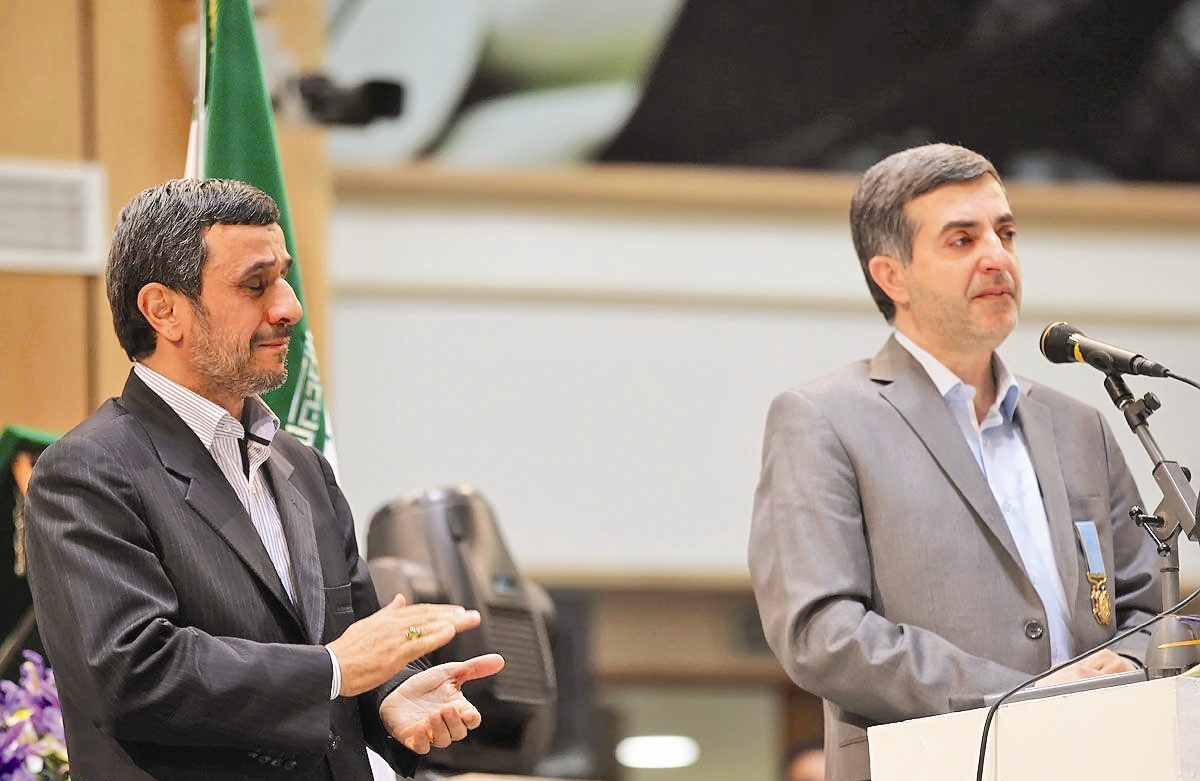 خان هفتم احمدينژاد