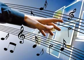 هولوگرام موسیقی