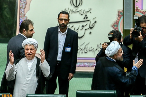گزارش تصویری از مراسم تحلیف دکتر حسن روحانی